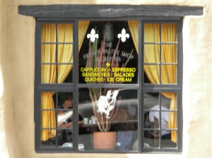 The French Pastry Shop & Creperie, Santa Fe, NM